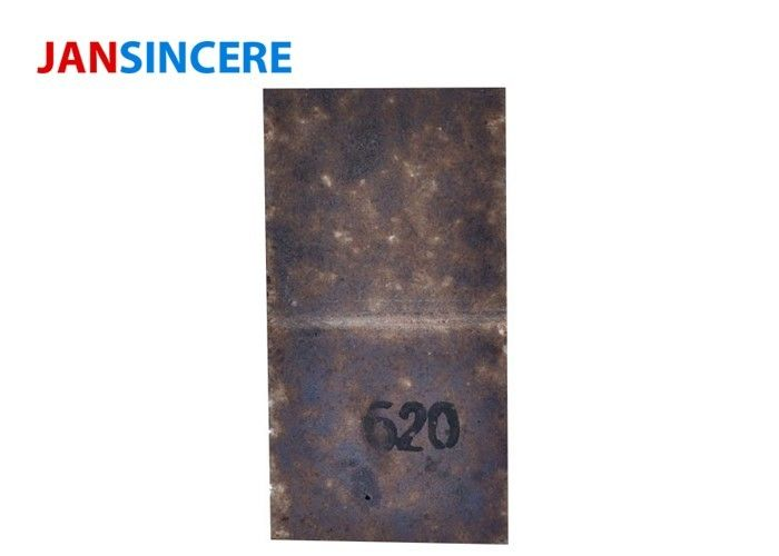 Insulating Refractory Cement Kiln Bricks Al2O3 60% Silicon Mullite Abrasion Resistance