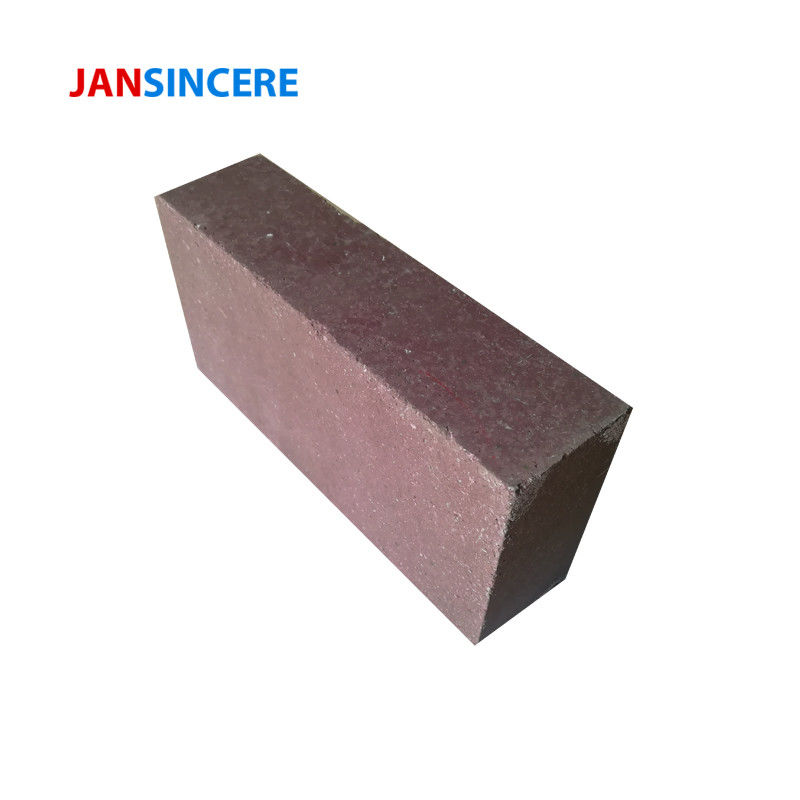 Cr2O3 Content Thermal Insulation Bricks , Chrome Corundum Kiln Refractory Bricks