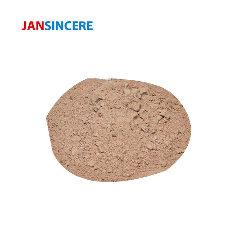 Heat Resistant Cement Refractory Brick Mortar Good Thermal Shock Resistance