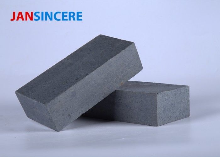 Industrial Silicon Carbide Refractory Bricks High Density Good Wear Resistance