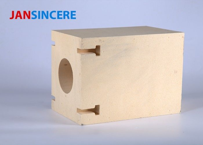 Dense Density Zircon Mullite High Temperature Fire Brick For Reheating Furnace