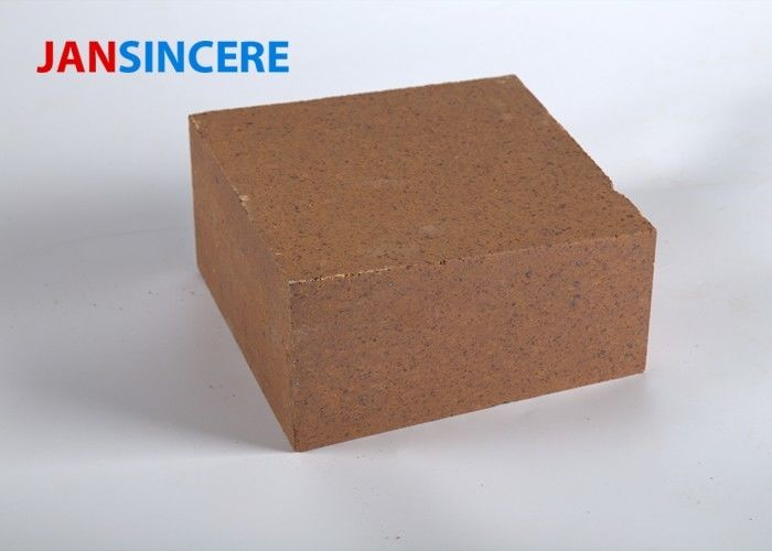 Good Erosion Resistance Magnesite Refractory Bricks , Fire Proof Bricks