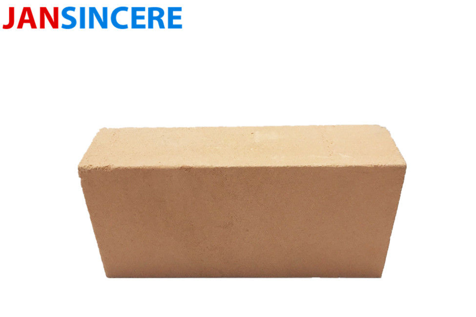 High Density Low Porosity High Temp Fire Brick / Fire Proof Bricks For Blast Furnaces